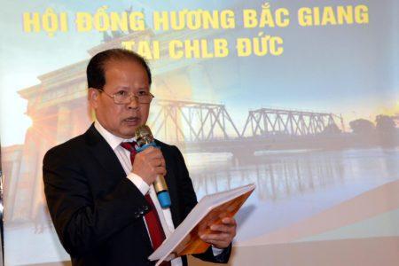 Hội đồng hương Bắc Giang tại CHLB Đức khai trương trang Facebook