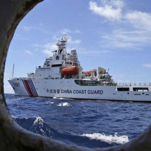 Warning on Vietnam-China armed confrontation in the East Sea (South China Sea) in 2020