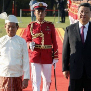 After placing Vietnam in its trap, China moves to Myanmar