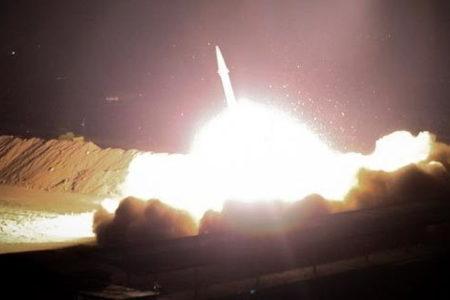 Cập Nhật Liên Tục : Iran khởi động Chiến Tranh tấn công căn cứ quân sự của Mỹ ở Trung đông – Căng thẳng tột độ đang xảy ra.