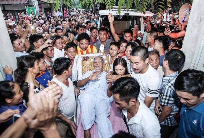 Kết quả hình ảnh cho Vụ đàn áp dã man ở Đồng Tâm