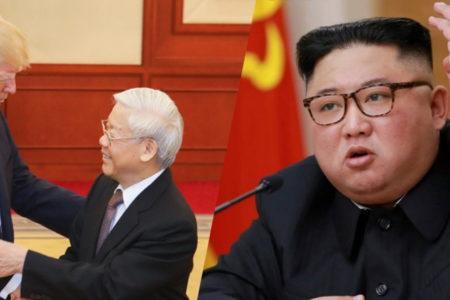 """Bỏ Bắc Hàn – Việt Nam về """"phe"""" Mỹ?"""