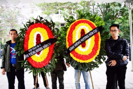 Sending wreath to funeral of General Dissident – Does Nguyen Phu Trong change his mind?