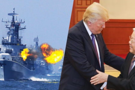 Cảnh báo đụng độ vũ trang Trung quốc – Việt nam trên Biển Đông năm 2020