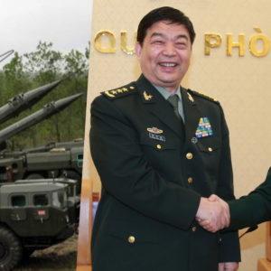VN mang tên lửa đạn đạo răn đe Trung Quốc?