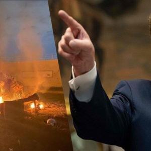 Trump: Không có binh sĩ Mỹ bị thương trong vụ tấn công của Iran