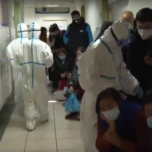 Cúm Corona lan nhanh – hàng triệu dân biến mất