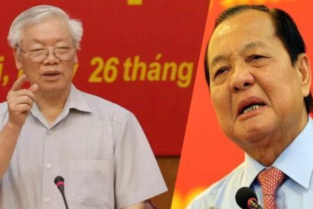 Kỷ luật Ủy viên Bộ chính trị – Đảng thừa nhận suy thoái