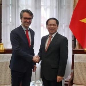 Đại sứ EU tại Việt nam chính thức lên tiếng vụ Đồng Tâm