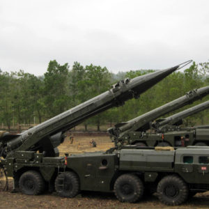 Does Vietnam carry ballistic missiles to deter China?