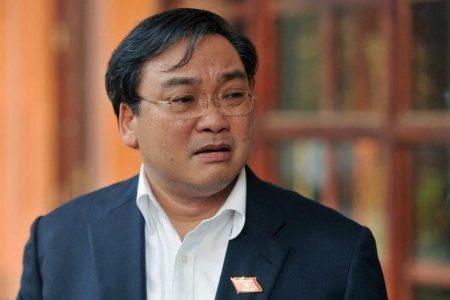 Nguyễn Phú Trọng kỷ luật Hoàng Trung Hải trước Tết