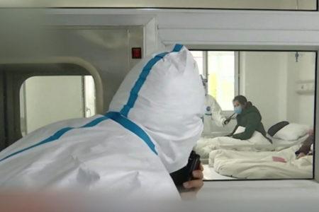 Lần đầu tiên có nghi ngờ virus corona ở Berlin.