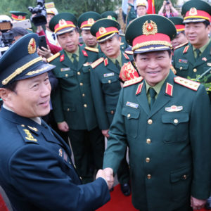 The billion-dollar bribery related to Vietnam's Ministry of Defense?