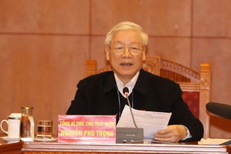 Big Criminal case, Great anniversary and Crucial Epidemic- Nguyen Phu Trong not suitable for