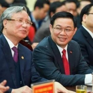 Dong Tam: Vuong Dinh Hue is facing the abrupt reality