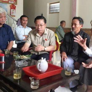 """Đồng Tâm: Vương Đình Huệ đối diện thực tế """"phũ phàng"""""""