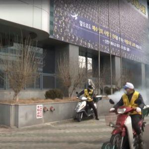 Virus corona: Người Việt kể về tình trạng căng thẳng ở tâm dịch Hàn Quốc