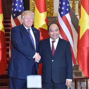Going to Las Vegas, Nguyen Xuan Phuc has a chance to meet the US President?