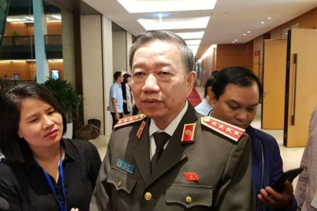 Nguyen Phu Trong shuddering, To Lam faces down as Slovakia deports Vietnamese diplomat