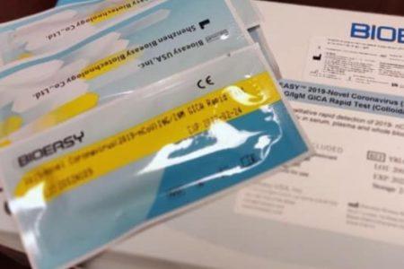 Cúm Vũ Hán: Bộ xét nghiệm Trung Quốc sai 80% – Tây Ban Nha thu hồi