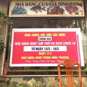 Gần 500.000 doanh nghiệp Việt Nam phá sản nếu dịch Covid-19 kéo dài đến 6 tháng