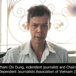 Liên Hiệp Quốc chất vấn Việt Nam vì bắt giam Nhà báo độc lập Phạm Chí Dũng