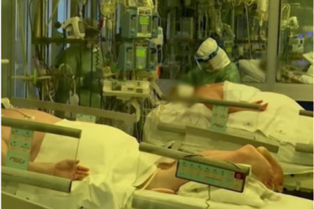 Tin khủng khiếp từ Ý (Vũ Hán của châu Âu): 250 ca tử vong trong 1 ngày