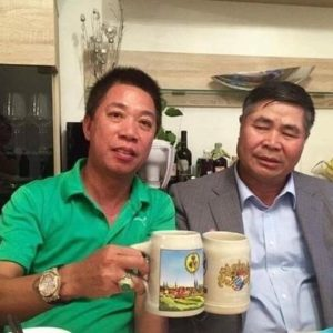 Son Dien, who threatened journalist Le Trung Khoa, was arrested in Vietnam