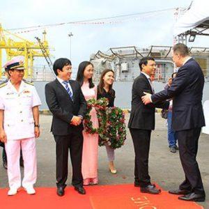 25 thủy thủ Mỹ nhiễm Cúm Vũ hán sau chuyến thăm Đà Nẵng