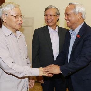 """TBT Nguyễn Phú Trọng """"Tuổi cao, sức yếu"""" và Đại hội 13 của Đảng cộng sản Việt Nam"""