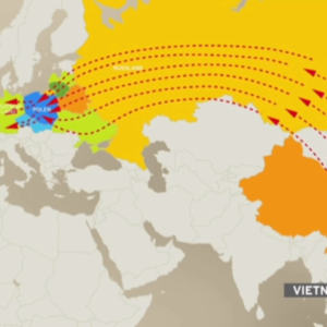 Cuộc khám xét quy mô băng đảng Việt Nam đưa người lậu tại Đức
