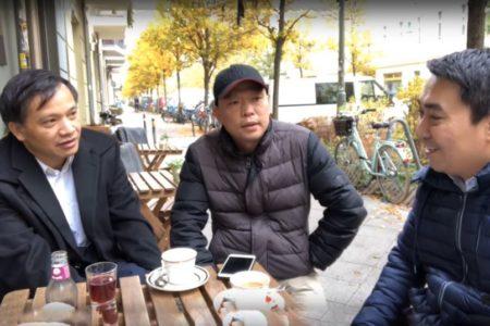 Blogger Người Buôn Gió ngưng viết vì gia đình bị chính quyền sách nhiễu ở Việt Nam