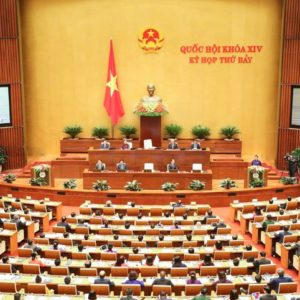 """""""Rubber-stamp parliament"""" is hindering Vietnam's economy"""