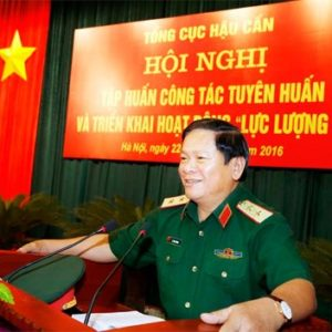 Online battle of Vietnamese specialized forces and public opinion shapers against Vietnam's activists