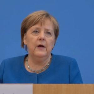 Thủ tướng Đức Angela Merkel có kết quả xét nghiệm âm tính với virus corona