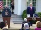 Cúm Vũ Hán: Trump đưa ra bộ thử 2 phút – Chủ tịch Tập bất ngờ ?