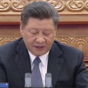 """Trung Quốc: Chủ tịch Tập Cận Bình """"lung lay"""" khi bị Ủy viên Trung ương yêu cầu từ chức"""