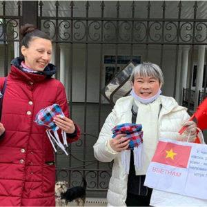 Người Việt ở Nga nhiễm Cúm Vũ hán kêu cứu – Đại sứ quán Việt nam chỉ gửi Công hàm