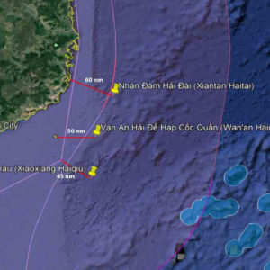 China's Ministry of Foreign Affairs loudly threatens Vietnam in East Sea