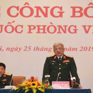 General Nguyen Chi Vinh is determined not to point out China