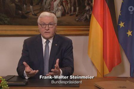 Đại dịch virus Vũ Hán: Những nội dung chính trong bài diễn văn của Tổng thống Đức