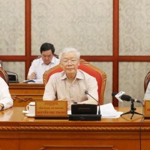 """Tranh cãi """"đấu đá nội bộ"""" tại Ba Đình sau khi Việt Nam gửi Công hàm phản đối Trung Quốc"""