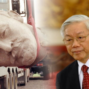 """Vì sao Putin và Nguyễn Phú Trọng vẫn """"ướp xác """" Lenin và Hồ Chí Minh?"""