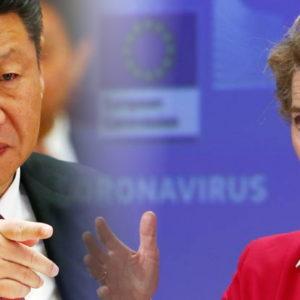 Trung Quốc gây sức ép để châu Âu loại bỏ chỉ trích viêm phổi Vũ Hán