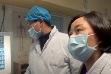 Tốc độ lây lan khủng khiếp của viêm phổi Vũ Hán