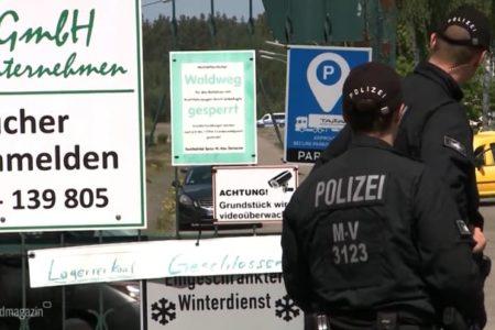 Tin nước Đức: Hơn 1 triệu khẩu trang nhập từ Việt Nam giả mạo chất chất lượng FFP2 bị tịch thu