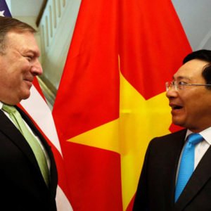 South China Sea: The US Ambassador to Vietnam strongly protests and condemns China
