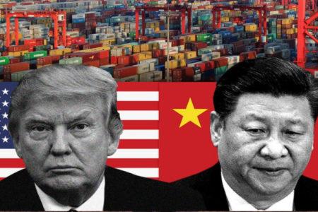Mỹ 'tháo chạy' khỏi Trung Quốc