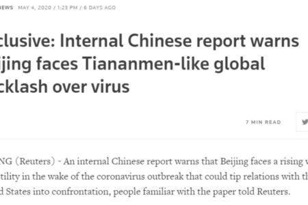 Nội bộ Trung Quốc lo sợ vì chủ nghĩa bài Hoa lên đỉnh điểm