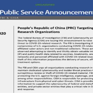 Mỹ lật tẩy chiến dịch tin tặc và chiêu ăn cắp sở hữu trí tuệ dưới vỏ bọc yêu nước của Trung Quốc